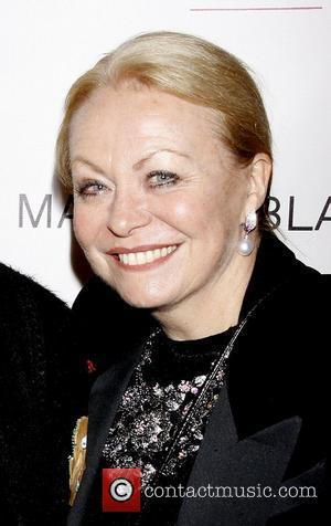 Jacki Weaver Rescued During Beach Scene