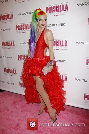 Vanity Fair  Opening night of the Broadway musical production of 'Priscilla Queen Of The Desert' at the Palace Theatre...