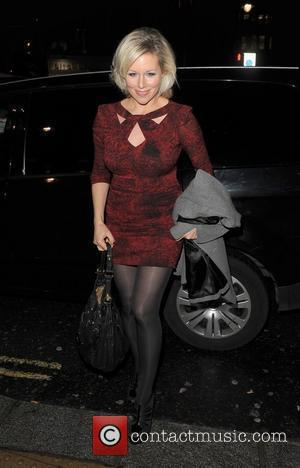 Abi Titmuss 'Priscilla Parties -Launch' held at the Palace Theatre London, England - 24.01.11