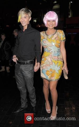 Harry Derbidge and Samantha Faiers