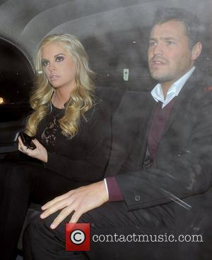 Kayla Collins and Mark Wright 'Priscilla Parties -Launch' held at the Palace Theatre London, England - 24.01.11