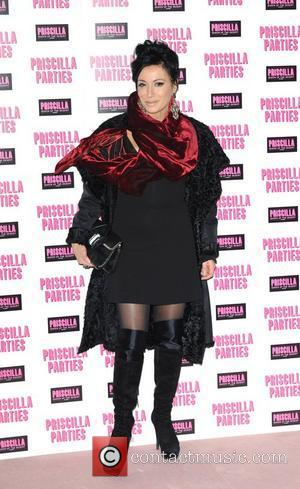 Nancy Dell'Olio Priscilla Parties - launch held at The Palace Theatre, Shaftesbury Avenue - Arrivals. London, England - 24.01.11