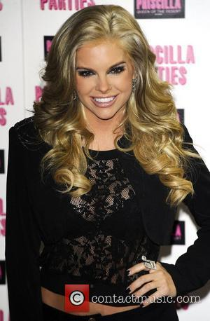 Kayla Collins  Priscilla Parties - launch held at The Palace Theatre, Shaftesbury Avenue - Arrivals. London, England - 24.01.11