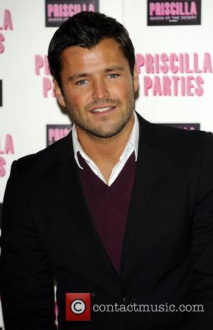 Mark Wright  Priscilla Parties - launch held at The Palace Theatre, Shaftesbury Avenue - Arrivals. London, England - 24.01.11