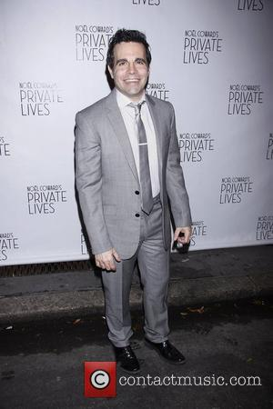 Mario Cantone  Broadway Opening night of 'Private Lives' at the Music Box Theatre - Arrivals.  New York City,...