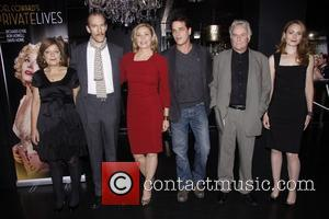 Kim Cattrall, Paul Gross and Richard Eyre
