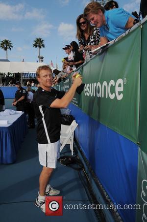 Kevin McKidd  The Chris Evert/Raymond James Pro-Celebrity Tennis Classic Pro-Am at the Delray Tennis Center - arrivals Delray Beach...