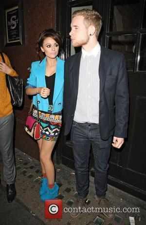 Cher Lloyd and her boyfriend Craig Monk leaving the Profile Bar in Soho London, England - 14.10.11