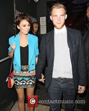 Cher Lloyd and her boyfriend Craig Monk leaving the Profile Bar in Soho London, England - 14.10.11