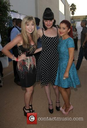 Jennette McCurdy, Ariana Grande and Pauley Perrette