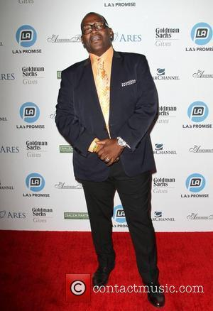 Randy Jackson Promise 2011 Gala at the Grand Ballroom, Hollywood & Highland - Arrivals Los Angeles, California - 27.09.11