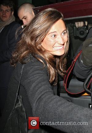 Pippa Middleton leaves Public Nightclub. London, England - 18.02.11