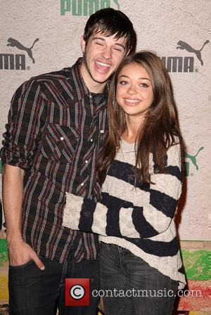 Matt Prokop and Sarah Hyland PUMA Presents 'Riddim & Run' benefiting Soles4Souls at Siren Studios - Arrivals Hollywood, California -...