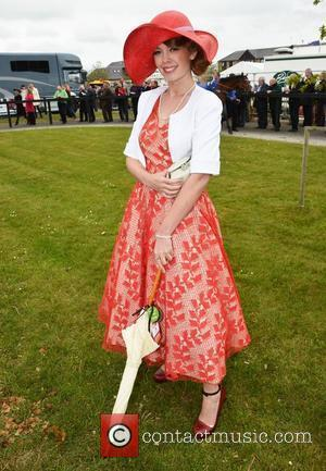 Ciara Devitt (Runner Up Best Dressed Lady) Punchestown Ladies Day final at Punchestown Racecourse Punchestown, Ireland - 06.05.11