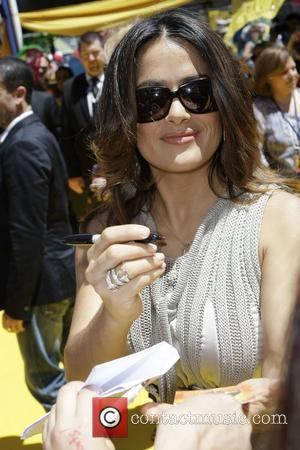 Salma Hayek To Be Honoured In Adopted France