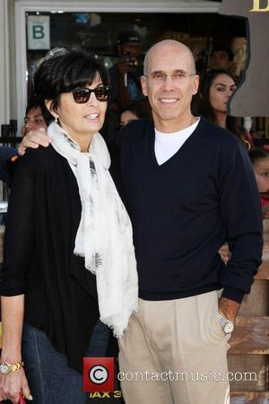 Marilyn Katzenberg & Jeffrey Katzenberg  The Los Angeles Premiere of 'Puss in Boots' held at the Regency  Los...