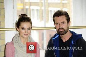 Rupert Everett, Kara Tointon at the first day of rehearsals for the west end production of 'Pygmalion' at Menier Chocolate...