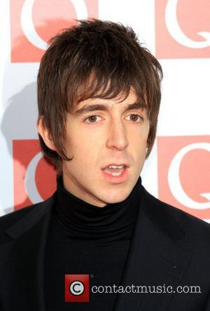Miles Kane The Q Awards 2011 held at Grosvenor House hotel - Arrivals London, England - 24.10.11