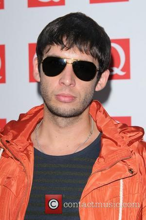 Example The Q Awards 2011 held at Grosvenor House hotel - Arrivals London, England - 24.10.11