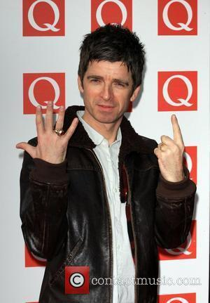 Noel Gallagher and The Q Awards
