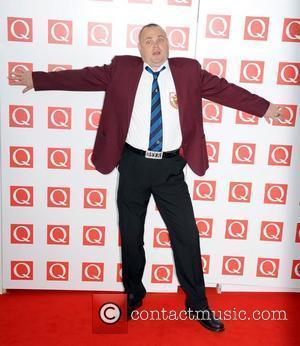 Al Murray  The Q Awards 2011  London, England - 24.10.11