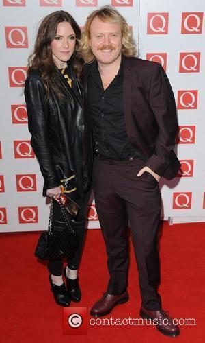 Avid Merrion and Leigh Francis as Keith Lemon  The Q Awards 2011  London, England - 24.10.11