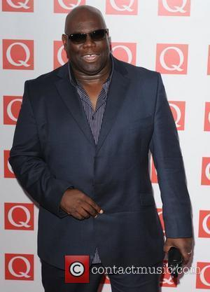 Carl Cox and The Q Awards