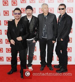 U2 Postpone New Album And Tour Until 2015