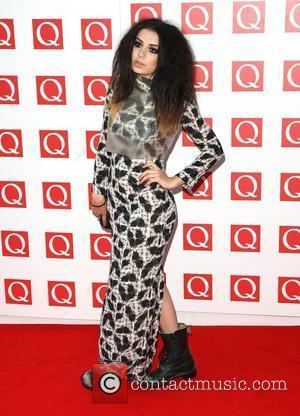 Charli XCX The Q Awards 2011 held at Grosvenor House hotel - Arrivals London, England - 24.10.11