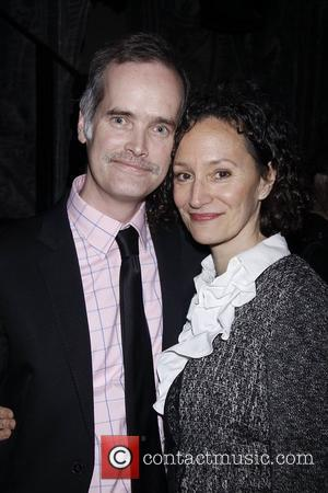 Jack Cummings III and Barbara Walsh  Opening night after party for the Transport Group musical 'Queen Of The Mist'...