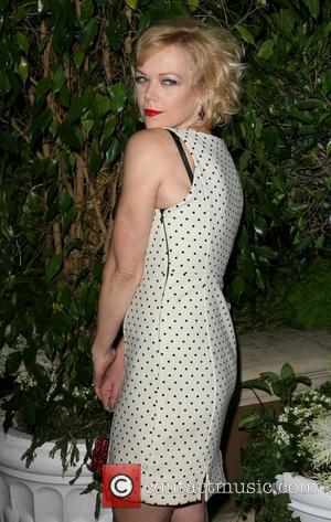Emily Bergl QVC Red Carpet Style Party held at the Four Seasons Hotel - Arrivals Los Angeles, California - 25.02.11