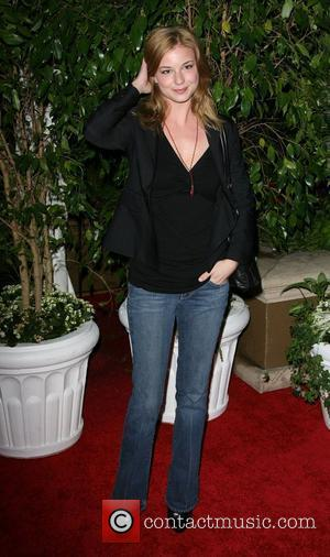 Emily VanCamp QVC Red Carpet Style Party held at the Four Seasons Hotel - Arrivals Los Angeles, California - 25.02.11