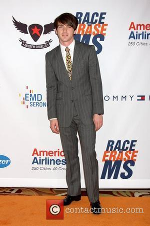 Drake Bell 18th Annual Race To Erase MS held at the Hyatt Regency Century Plaza - Arrivals Los Angeles, California...