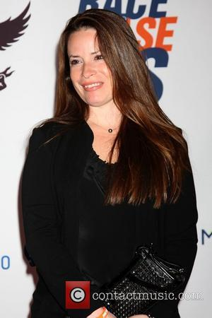 Holly Marie Combs 18th Annual Race To Erase MS held at the Hyatt Regency Century Plaza - Arrivals Los Angeles,...