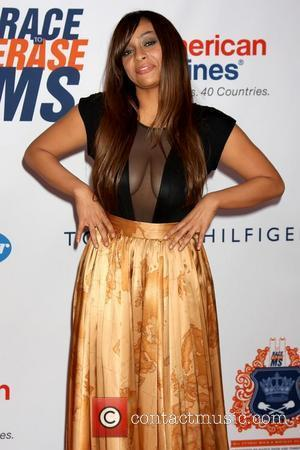 Raven-Symone 18th Annual Race To Erase MS held at the Hyatt Regency Century Plaza - Arrivals Los Angeles, California -...