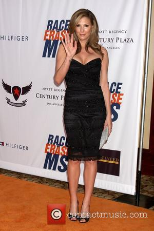 Daisy Fuentes 18th Annual Race To Erase MS held at the Hyatt Regency Century Plaza - Arrivals Los Angeles, California...