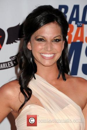 Melissa Rycroft Strickland   18th Annual Race To Erase MS held at the Hyatt Regency Century Plaza - Arrivals...