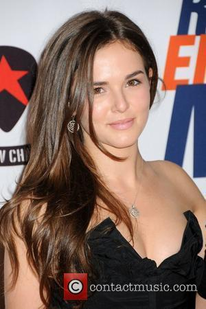 Zoey Deutch   18th Annual Race To Erase MS held at the Hyatt Regency Century Plaza - Arrivals...