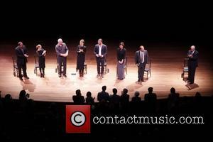 Brent Sexton, Alan Alda, Allison Janney, David Morse, Liev Schreiber and Maggie Gyllenhaal