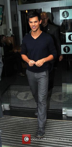 Taylor Lautner Reveals Hip Hop Dancing Past
