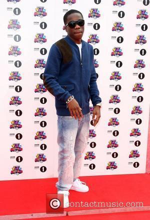 Tinchy Stryder BBC Radio 1's Teen Awards 2011 - Arrivals London, England - 09.10.11