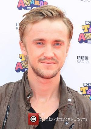 Tom Felton BBC Radio 1's Teen Awards 2011 - Arrivals London, England - 09.10.11