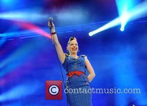 Imelda May  Radio 2 Live In Hyde Park London, England - 11.09.11