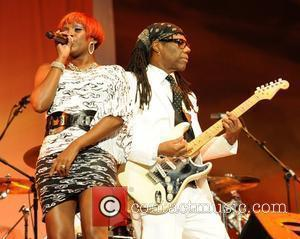 Nile Rodgers and Vanessa Feltz