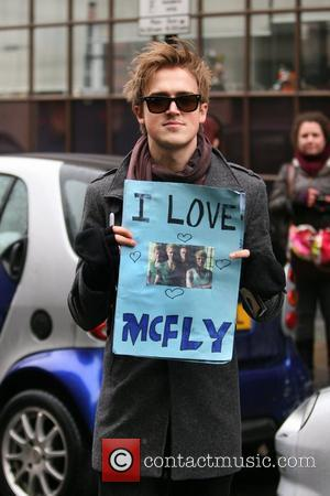 Tom Fletcher and McFly