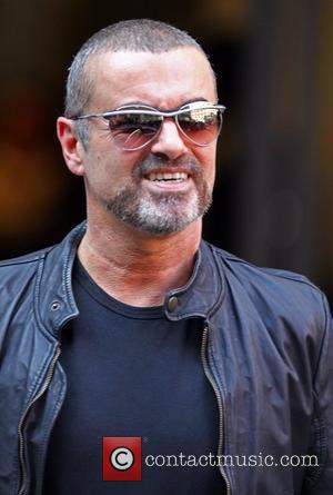 George Michael Denies Kenny Goss Break-up Rumours