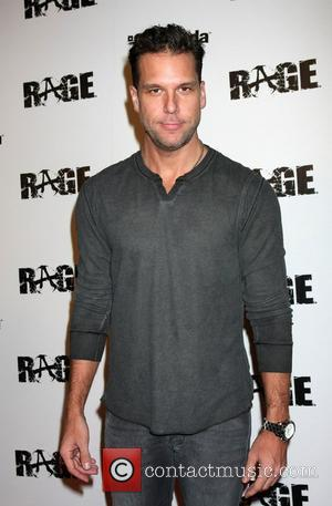 Dane Cook Official Launch Party for the most anticipated video game of the year Rage held at Chinatown's Historical Central...