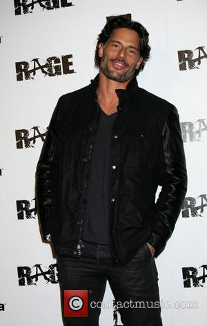Joe Manganiello Official Launch Party for the most anticipated video game of the year Rage held at Chinatown's Historical Central...