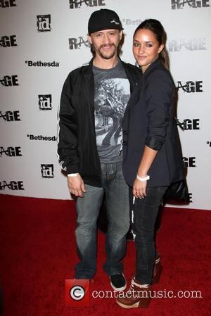 Clifton Collins Jr. Official launch party for the most anticipated video game of the year 'Rage' at Chinatown's Historical Central...