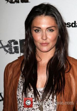 Taylor Cole Official launch party for the most anticipated video game of the year 'Rage' at Chinatown's Historical Central Plaza...